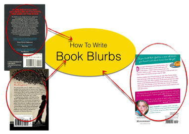 How To Write Book Blurbs